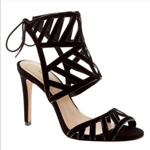 Banana Republic BEV cutout heels
